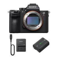 Sony Alpha A7R III tělo - Power kit