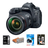 Canon EOS 6D Mark II + 24-105 mm IS STM - Foto kit