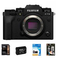 Fujifilm X-T4 tělo černý - Foto kit
