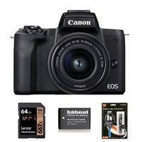 Canon EOS M50 + 15-45 mm - Základní kit