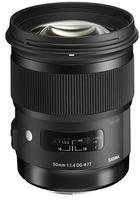 Sigma 50 mm f/1,4 DG HSM Art pro Canon