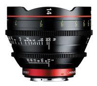Canon EF CINEMA CN-E 14 mm T/3,1 L F