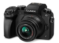 Panasonic Lumix DMC-G7 + 14-42 mm II