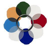Manfrotto filtry CLASIC pro LED světlo Lumie ART/MUSE