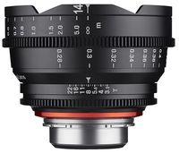 Samyang XEEN CINE 14 mm T/3,1 pro Canon EF