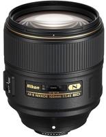 Nikon 105 mm f/1,4 AF-S E ED