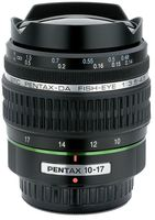 Pentax DA Fish-Eye 10-17 mm f/3,5-4,5 ED (IF)