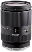 Tamron AF 18-200 mm f/3,5-6,3 Di-III VC pro Sony E černý