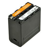 Jupio akumulátor NP-F970 pro Sony (UBS 5 / DC 8.4V)