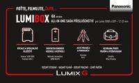Panasonic LumiBox sada príslušenství pro fotoaparáty GX
