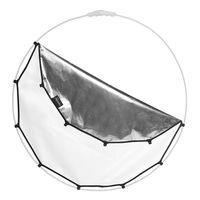 Lastolite HaloCompact odrazná plocha 82cm stříbrná/bílá (bez rámu)