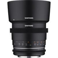 Samyang 85mm T/1,5 VDSLR MK2 pro Canon M