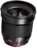 Samyang 16 mm f/2,0 ED AS UMC CS pro Canon