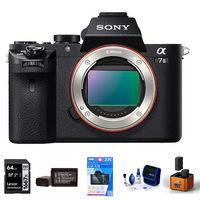 Sony Alpha A7 II tělo - Foto kit