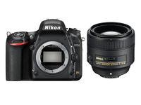 Nikon D750 + 85 mm f/1,8 G