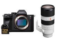 Sony Alpha A7R IV + FE 70-200 mm f/2,8 GM OSS