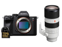 Sony Alpha A7R IV A + FE 70-200 mm f/2,8 GM OSS