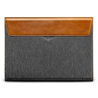 "Tomtoc pouzdro Premium Sleeve pro MacBook Pro 16"" šedo-koňakové"