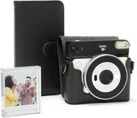 Fujifilm Instax Square SQ6 bílý monochrome kit