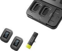 Saramonic Blink 500 Pro B4 2,4GHz wireless w/ Ligh