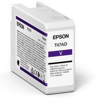 Epson Singlepack T47AD UltraChrome fialová