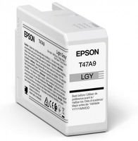 Epson Singlepack T47A9 UltraChrome světle šedá