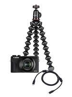 Canon PowerShot G7 X Mark III Web Cam Kit černý