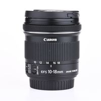 Canon EF-S 10-18 mm f/4,5-5,6 IS STM bazar