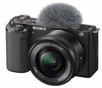 Sony Alpha ZV-E10 + 16-50 mm