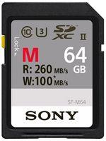 Sony SDXC SF-M 64GB Class 10 UHS-II