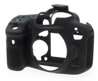 EasyCover silikonové pouzdro pro Canon EOS 7D II černé