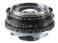 Voigtlander Color Skopar 35 mm f/2,5 Pan cake P II pro M-bajonet