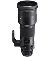 Sigma 500 mm f/4 DG OS HSM Sports pro Canon