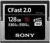 Sony 128GB CFast 2.0 530 MB/s VPG130 - Zánovní!