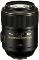 Nikon 105 mm f/2,8 G NIKKOR AF-S Micro IF-ED VR