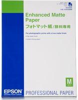 Epson Enhanced Matte Paper A2, 50 listů