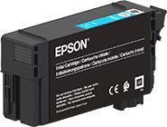 Epson Singlepack T40D240 CYAN UltraChrome XD2 50 ml - azurová