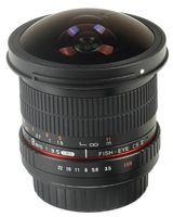 Samyang 8 mm f/3,5 CSII pro Canon