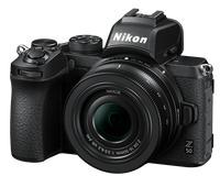 Nikon Z50 + 16-50 mm + FTZ adaptér