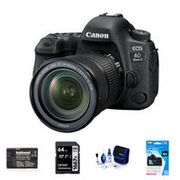 Canon EOS 6D Mark II + 24-105 mm IS STM - Foto kit