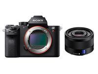 Sony Alpha A7R II +  FE 35 mm f/2.8 ZA Sonnar T
