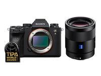 Sony Alpha A9 II + FE 55 mm f/1,8 ZA Sonnar T