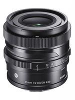 Sigma 35 mm f/2 DG DN Contemporary pro Sony FE