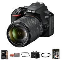 Nikon D3500 + 18-140 mm VR - Foto kit
