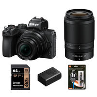 Nikon Z50 + 16-50 mm + 50-250 mm - Základní kit