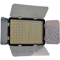 Jupio PowerLED 330C Dual Color s akumulátorem NP-F550 a nabíječkou