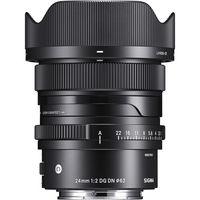 Sigma 24 mm f/2 DG DN Contemporary pro Sony E