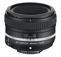 Nikon 50 mm f/1,8 AF-S NIKKOR G special edition