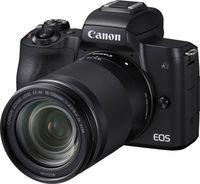 Canon EOS M50 + 18-150 mm STM
