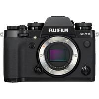 Fujifilm X-T3 + 18-55mm + 55-200mm černý
